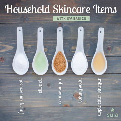 Suja Juice Household Skincare Items