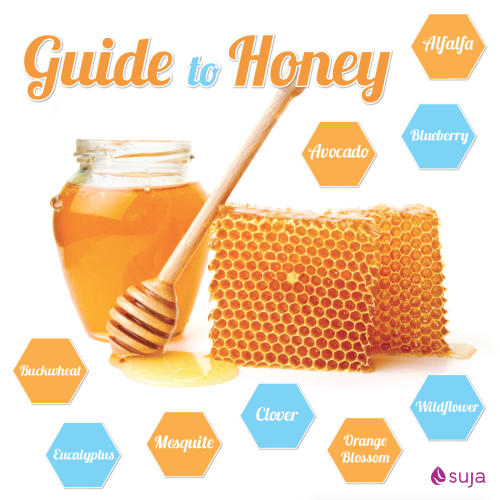 suja juice guide to honey