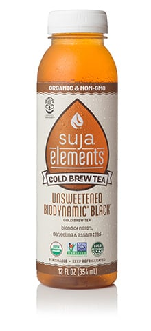 Unsweetened Biodynamic Black