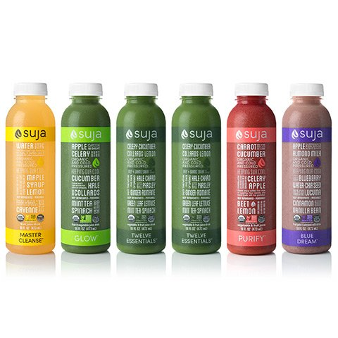 Core Fresh Start Bottle Lineup