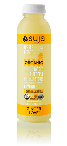 Suja Classic Ginger Love